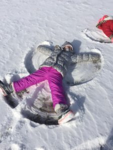 snow-angel